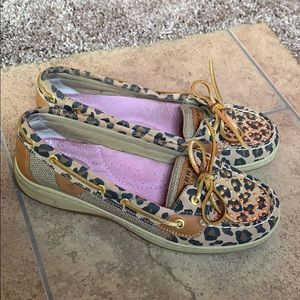 Sperry top sider women's shoes sz 8M
